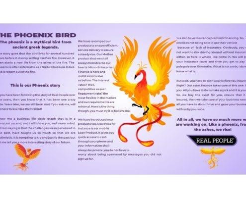 thumbnail of The Phoenix Bird